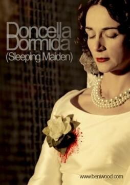 Doncella dormida corto cartel poster