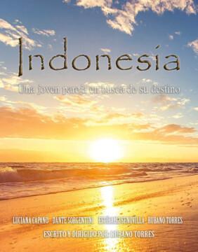 Indonesia corto cartel poster