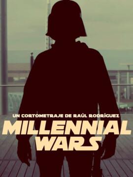 Millennial Wars corto cartel poster