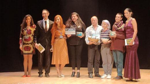 Palmarés del Primer Festival de Cortos Veganos Amateur de Almería