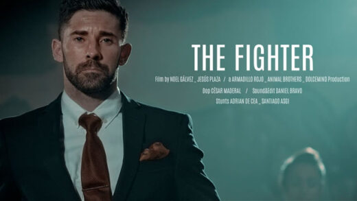 The Fighter. Corto de acción y fashion film de Noel Galvez y Jesús Plaza