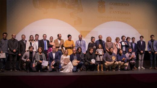 Uno y La Noria, triunfadores de Torre en Corto, XX Festival de Torrelavega