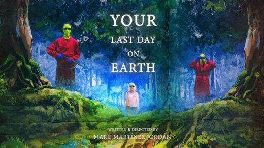 Tu último día en la Tierra. Cortometraje de Marc Martínez Jordán