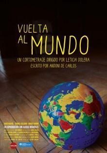 Vuelta al mundo corto cartel poster