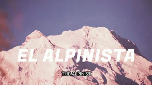 El alpinista. Cortometraje español de Adrián Ramos y Oriol Segarra