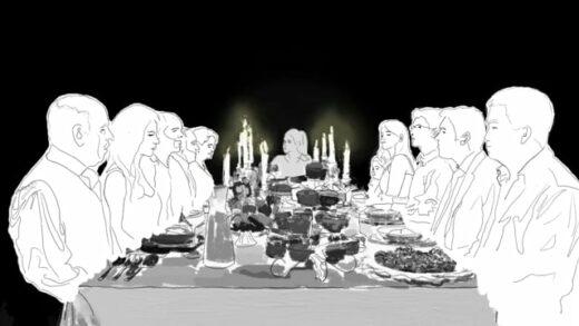 Lentejas. Cortometraje español de animación de Laura Campo de Luna