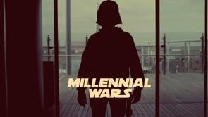 Millennial Wars. Cortometraje fanfilm sobre Star Wars de Raúl Rodríguez