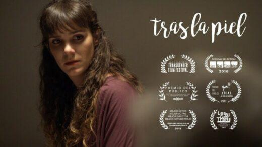 Tras la piel. Cortometraje español y drama LGBT de Antonio Ufarte