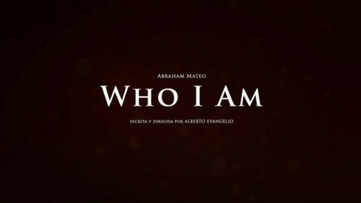 Who I am. Desenlace del videoclip de Abraham Mateo