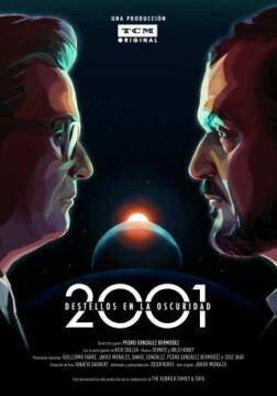 2001 Destellos en la oscuridad corto cartel poster