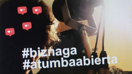 A tumba abierta - Biznaga. Videoclip del grupo musical español