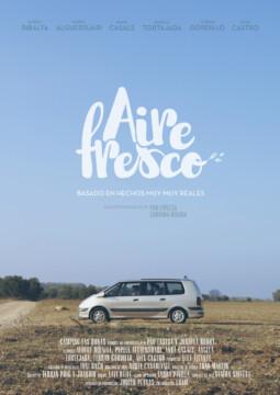 Aire fresco corto cartel poster