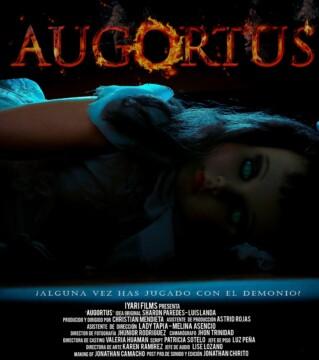 Augortus corto cartel poster