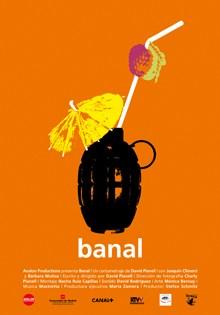 Banal corto cartel poster