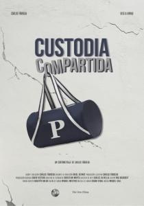 Custodia compartida corto cartel poster