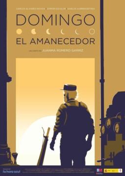 Domingo el amanecedor corto cartel poster