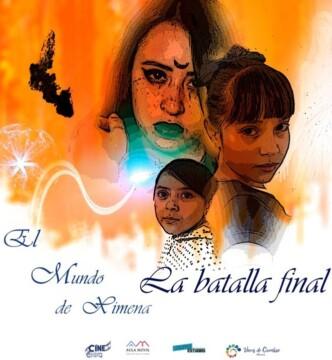 El mundo de Ximena corto cartel poster