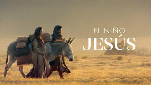 El Niño Jesús: Un relato de la Natividad. Cortometraje de Navidad