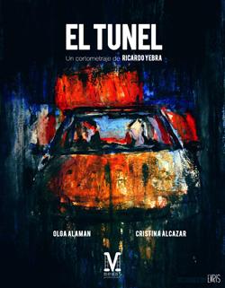 El tunel corto cartel poster