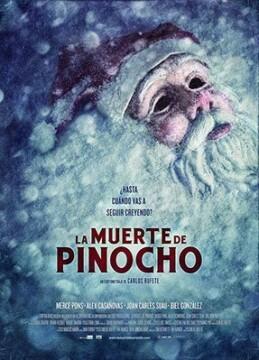 La muerte de Pinocho corto cartel poster