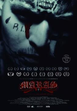 Maras corto cartel poster
