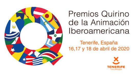 La tercera edición de los Premios Quirino vuelven a celebrarse en Tenerife