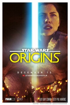 Star Wars Origins corto cartel poster