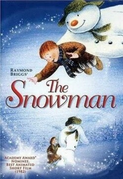 The Snowman corto cartel poster
