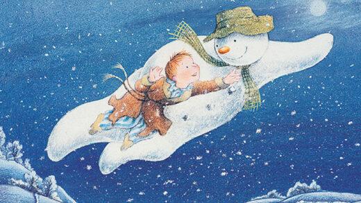 The Snowman. Cortometraje de animación de Navidad
