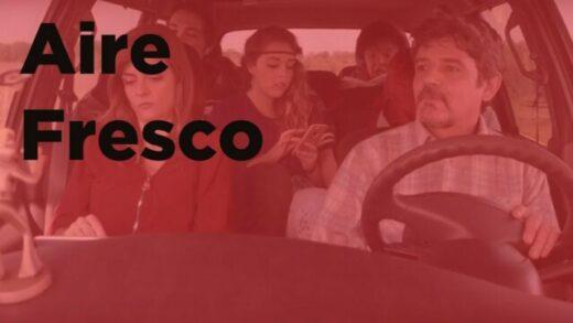 Aire Fresco. Cortometraje español de Pau Ensesa y Jordina Roura