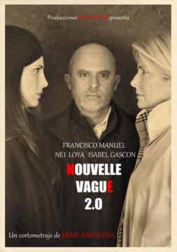 Nouvelle Vague 2.0 cartel poster
