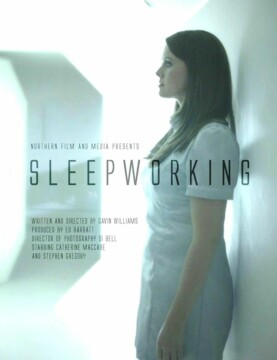 Sleepworking corto cartel poster