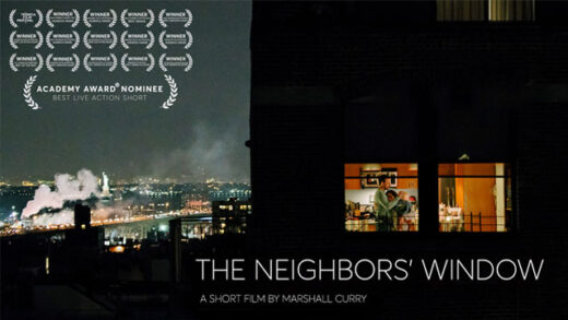 The Neighbors' Window. Cortometraje y drama de Marshall Curry