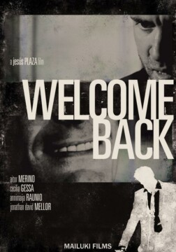 Welcome back corto cartel poster