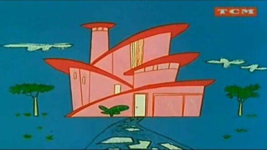 El Show de la Pantera Rosa - 1x01 Una Casa Ultramoderna