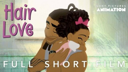 Hair Love. Cortometraje de animación y drama de Matthew A. Cherry