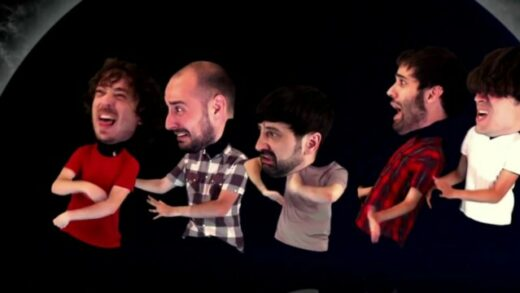 Other lips, other kisses - We Are Standard. Videoclip musical