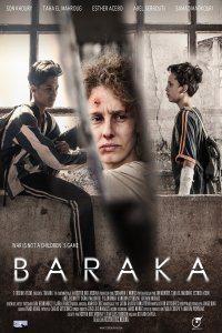 Baraka corto cartel poster