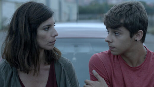 Caminan. Cortometraje español y drama de Mikel Rueda