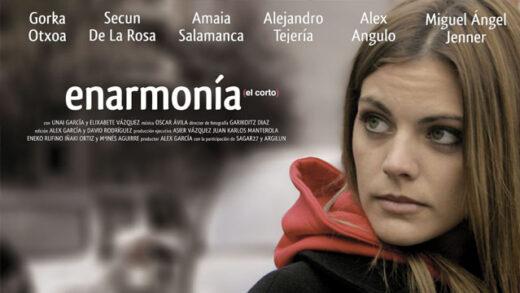 Enarmonía. Cortometraje y drama español de David R. Losada