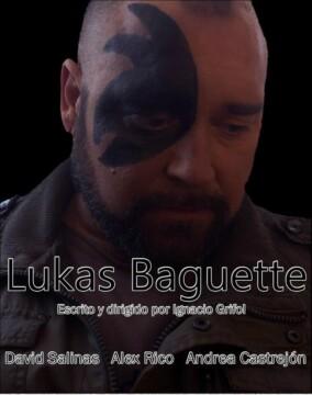 Lukas Baguette corto cartel poster
