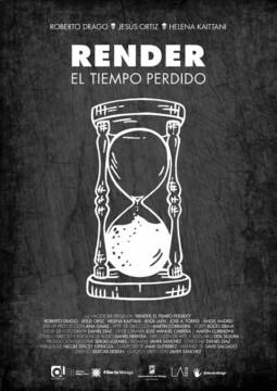 Render el tiempo perdido corto cartel poster