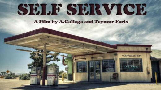 Self Service. Cortometraje y thriller español de Alberto Gallego