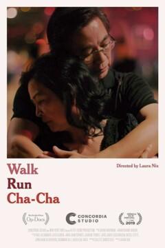 Walk Run Cha-Cha corto cartel poster