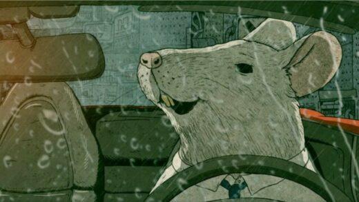 Happiness. Cortometraje de animación para adultos de Steve Cutts