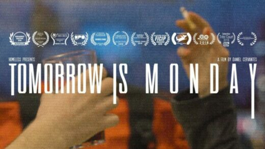 Tomorrow Is Monday. Cortometraje español de Daniel Cervantes