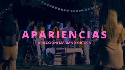 Apariencias. Cortometraje argentino y thriller de terror de Mariano Ortega