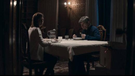 Cariño (Affection). Cortometraje y drama de terror de Ángel Gómez