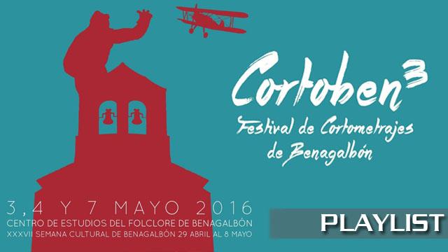 Cortoben 2016. 3ª edición del Certamen de Cortos de Benagalbón