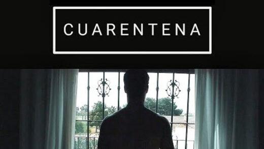 Cuarentena. Cortometraje y thriller de ciencia ficción de Victor Montesinos